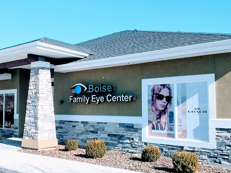 Boise Family Eye Center Office